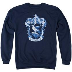 Harry Potter - Mens Ravenclaw Crest Sweater