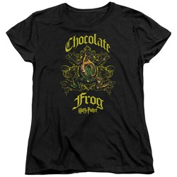 Harry Potter - Womens Chocolate Frog T-Shirt