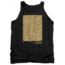 Harry Potter - Mens Marauders Map Interior Tank Top