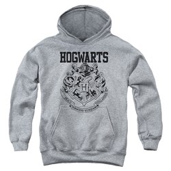 Harry Potter - Youth Hogwarts Athletic Pullover Hoodie