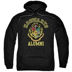 Harry Potter - Mens Hogwarts Alumni Pullover Hoodie