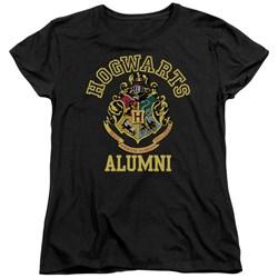 Harry Potter - Womens Hogwarts Alumni T-Shirt