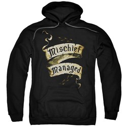 Harry Potter - Mens Mischief Managed Pullover Hoodie