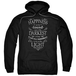 Harry Potter - Mens Happiness Pullover Hoodie