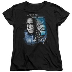 Harry Potter - Womens Always T-Shirt