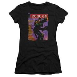 Judge Dredd - Juniors 1067 Premium Bella T-Shirt