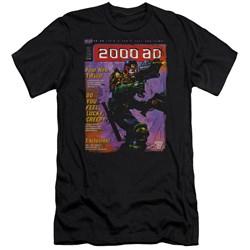 Judge Dredd - Mens 1067 Premium Slim Fit T-Shirt