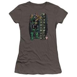 Judge Dredd - Juniors Blam Premium Bella T-Shirt