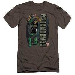 Judge Dredd - Mens Blam Premium Slim Fit T-Shirt