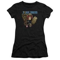 Judge Dredd - Juniors Smile Scumbag Premium Bella T-Shirt