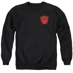 Judge Dredd - Mens Badge Sweater
