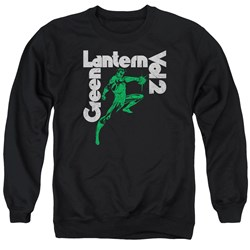 Green Lantern - Mens Green Lantern Vol 2 Sweater