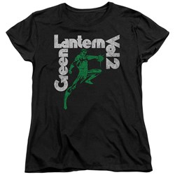 Green Lantern - Womens Green Lantern Vol 2 T-Shirt