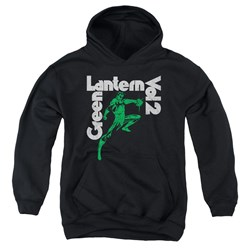 Green Lantern - Youth Green Lantern Vol 2 Pullover Hoodie