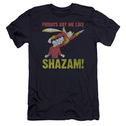 Jla - Mens Fridays Got Me Like Premium Slim Fit T-Shirt