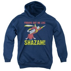 Jla - Youth Fridays Got Me Like Pullover Hoodie