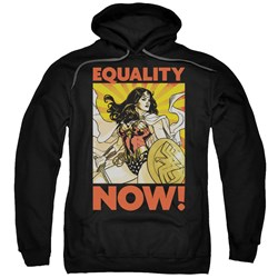 Wonder Woman - Mens Now Pullover Hoodie