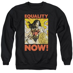 Wonder Woman - Mens Now Sweater
