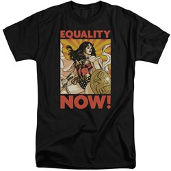 Wonder Woman - Mens Now Tall T-Shirt