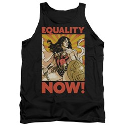 Wonder Woman - Mens Now Tank Top