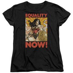 Wonder Woman - Womens Now T-Shirt