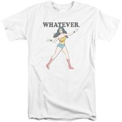 Wonder Woman - Mens Whatever Tall T-Shirt