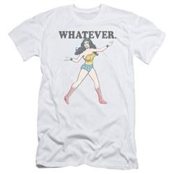 Wonder Woman - Mens Whatever Slim Fit T-Shirt