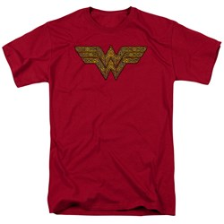 Wonder Woman - Mens Celtic Wonder T-Shirt