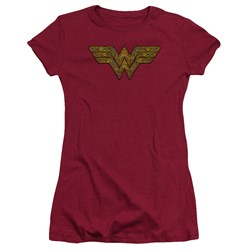 Wonder Woman - Juniors Celtic Wonder T-Shirt