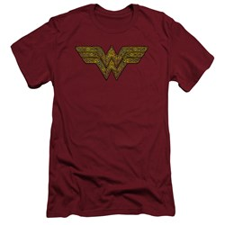 Wonder Woman - Mens Celtic Wonder Slim Fit T-Shirt