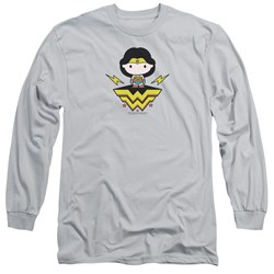 Wonder Woman - Mens Mighty Long Sleeve T-Shirt