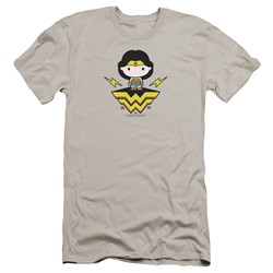 Wonder Woman - Mens Mighty Premium Slim Fit T-Shirt