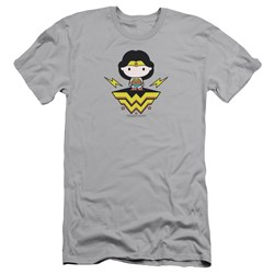 Wonder Woman - Mens Mighty Slim Fit T-Shirt