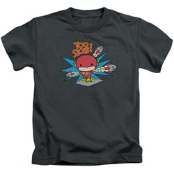 Dc Flash - Youth Too Slow T-Shirt