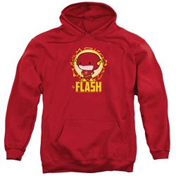 Dc Flash - Mens Flash Chibi Pullover Hoodie