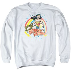 Wonder Woman - Mens Wonder Airbrush Sweater