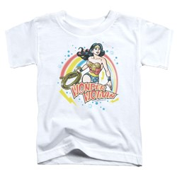 Wonder Woman - Toddlers Wonder Airbrush T-Shirt