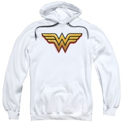 Wonder Woman - Mens Airbrush Ww Pullover Hoodie