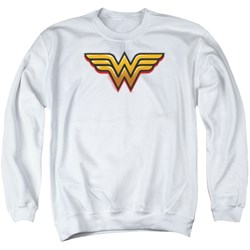 Wonder Woman - Mens Airbrush Ww Sweater