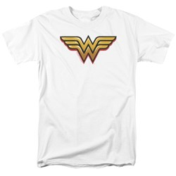 Wonder Woman - Mens Airbrush Ww T-Shirt