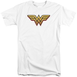 Wonder Woman - Mens Airbrush Ww Tall T-Shirt
