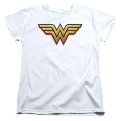 Wonder Woman - Womens Airbrush Ww T-Shirt