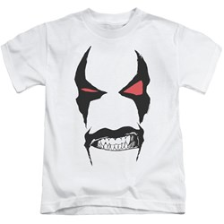 Jla - Youth Lobo Face T-Shirt