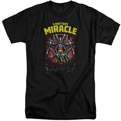 Jla - Mens Mister Miracle Tall T-Shirt