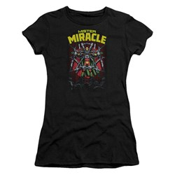 Jla - Juniors Mister Miracle T-Shirt