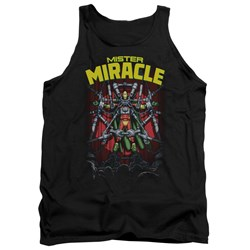 Jla - Mens Mister Miracle Tank Top