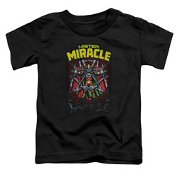 Jla - Toddlers Mister Miracle T-Shirt