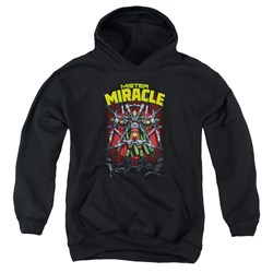 Jla - Youth Mister Miracle Pullover Hoodie
