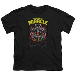 Jla - Youth Mister Miracle T-Shirt
