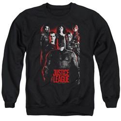 Justice League Movie - Mens The League Sweater